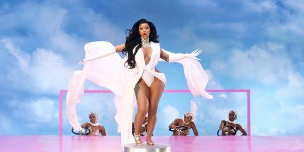 Regardez la vidéo de Cardi B pour la nouvelle chanson «Up»